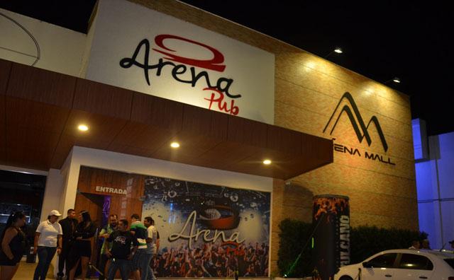Noite da Catuaba acontece no Arena Pub nesta sexta-feira