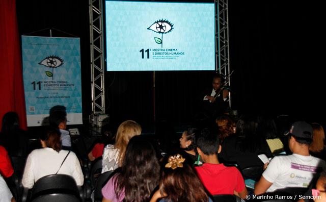 Manaus recebe 11ª Mostra de Cinema e Direitos Humanos