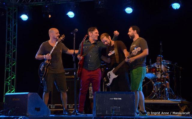 Banda Tudo Pelos Ares se apresenta no dia 21/9 no Rock in Rio