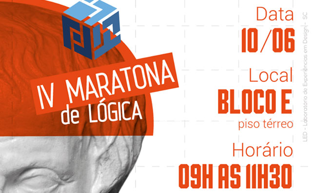 4ª edição da Maratona de Lógica acontece dia 10/06 na Faculdade Fucapi