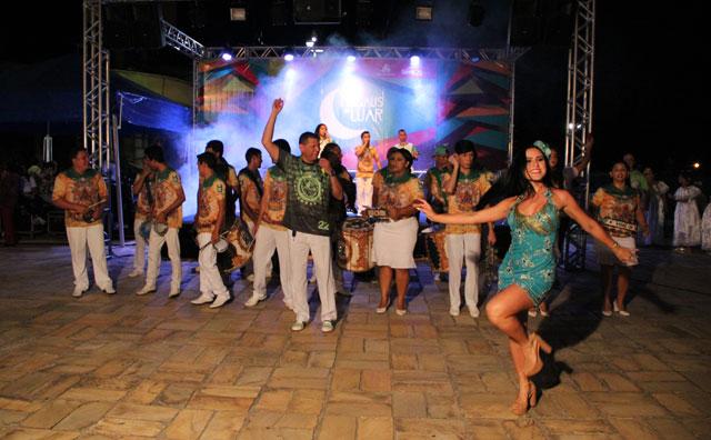 Manaus ao Luar 2017 traz aulão de dança, show musical e concurso