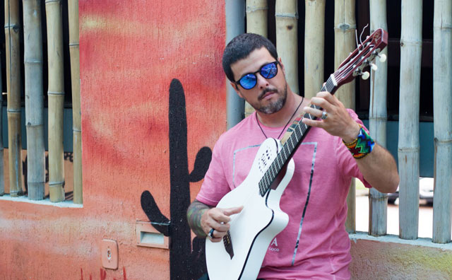 Salomão Rossy faz tributo a Luiz Gonzaga no Axerito Bar