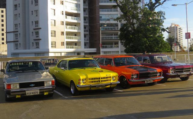 Manauara Shopping sedia 3º Encontro Manauara de Carros Antigos