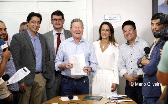 Prefeito aprova construção de novo bairro planejado em Manaus