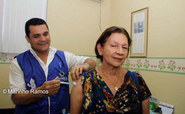Começa dia 12 a vacinação contra a Influenza.