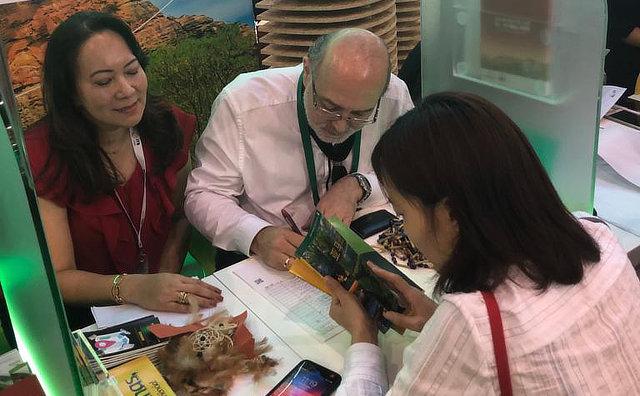 Manaus em destaque em feira de turismo na China
