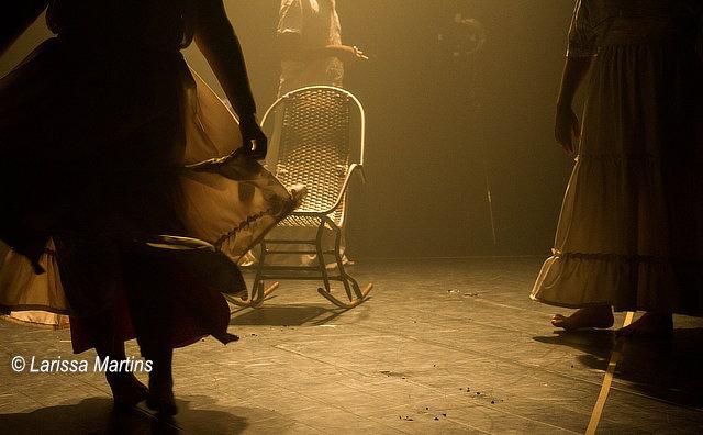 Espetáculo Helena tem apresentação no Centro Cultural Usina Chaminé, neste sábado (25/05)