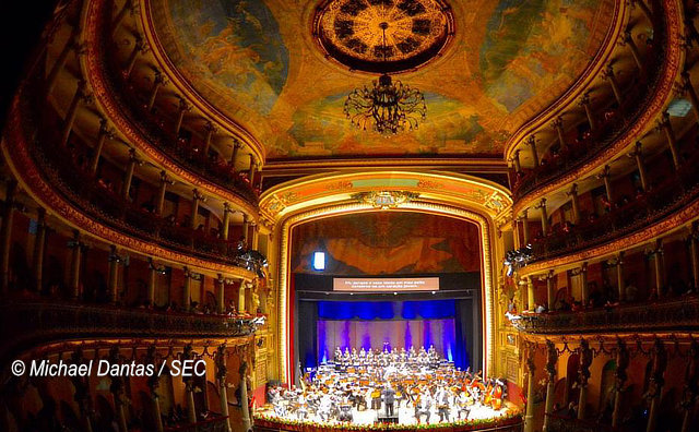 As potencialidades da indústria da ópera na América Latina