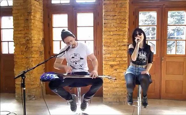 Overdriver Duo dividirá noite com Banda Melim, em Manaus
