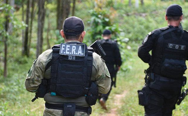 Seminário internacional de segurança no Amazonas
