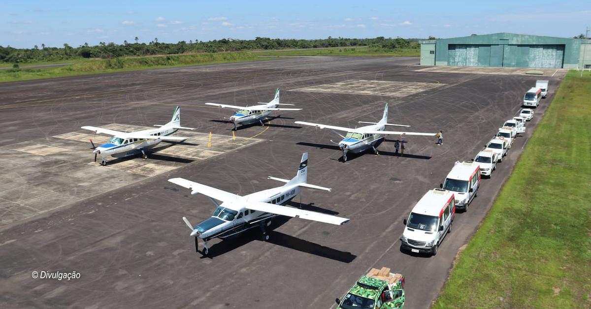 Anac concede certificado operacional aos aeroportos de Eirunepé e São Gabriel da Cachoeira