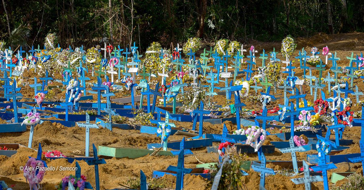 Visitação em cemitérios está suspensa neste Dia das Mães