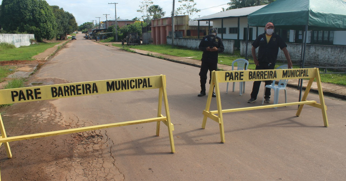 Prefeitura do Careiro Castanho decreta fechamento de acessos ao município