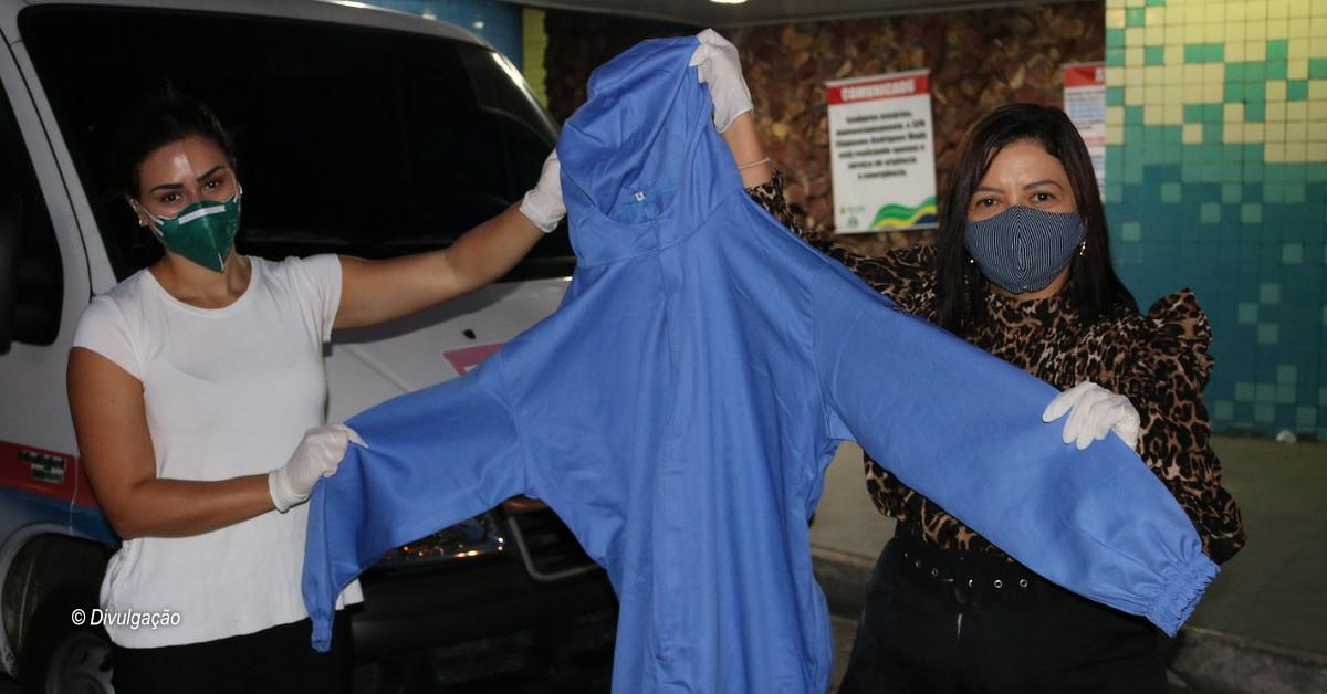 Fametro doa 2,5 mil kits de EPI a hospitais de Manaus e mais seis municípios do interior