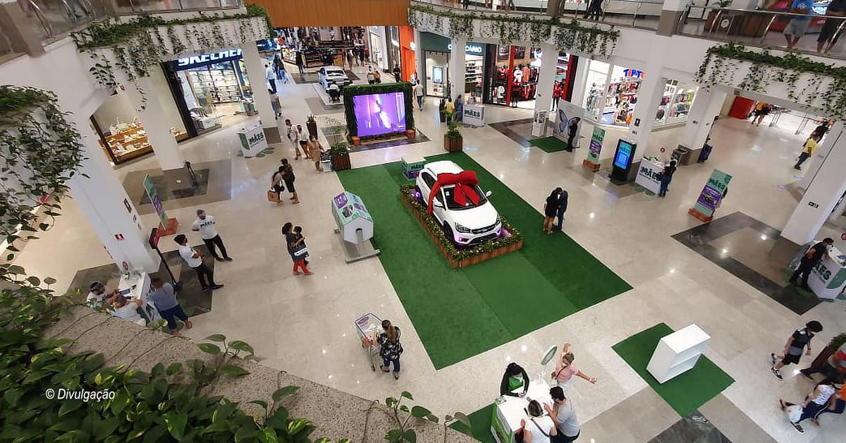 Lojistas do Amazonas Shopping esperam crescimento de mais 10% nas vendas, no Dia das Mães