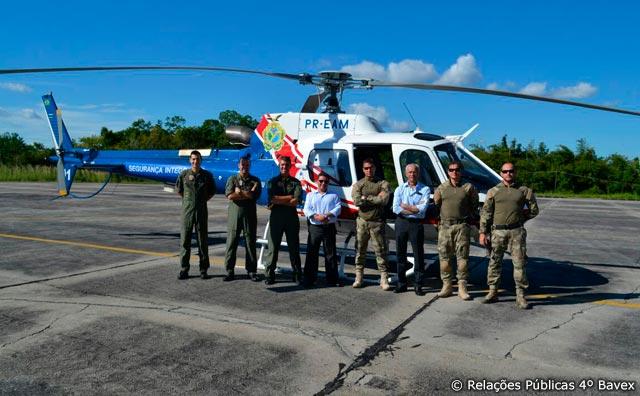 SSP-AM reforça integração com Forças Armadas