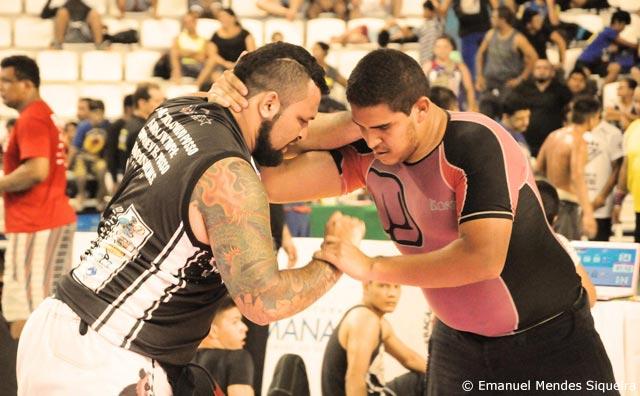 Manaus recebe 2ª Copa Allan Cortinhas de Luta Livre Esportiva