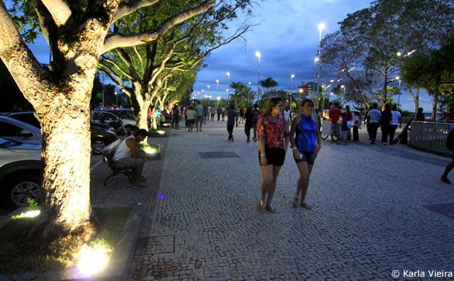 Ponta Negra terá dança, recreação e atividades esportivas