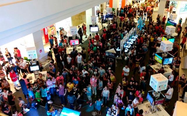 Atrações agitam final de semana no Shopping Ponta Negra