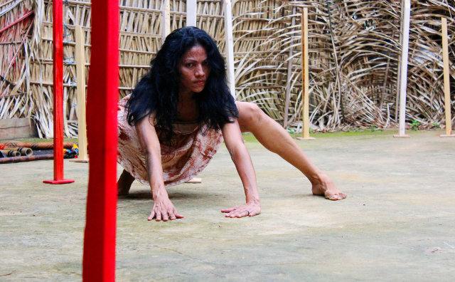 """Espetáculo """"Apoena"""" ganha duas apresentações no Musa do Largo"""