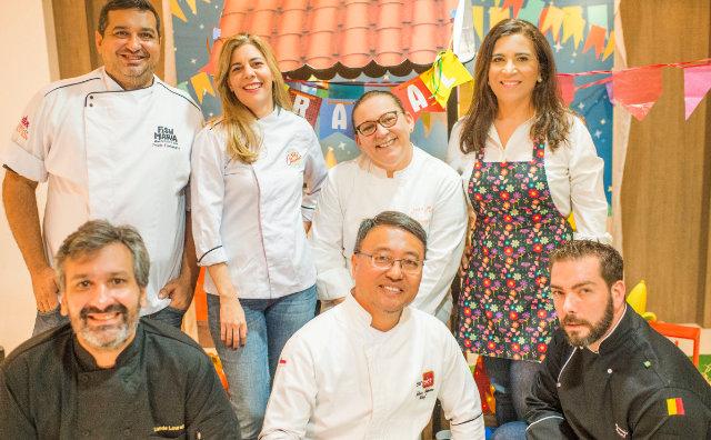 Arraial Chefs de Ponta traz Nunes Filho, Pinduca e Lia Sophia