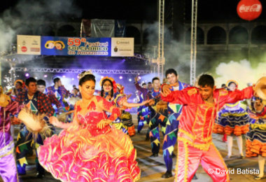 Festival Folclórico do Amazonas ocorrerá na Ponta Negra.