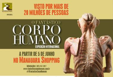 """O Fantástico Corpo Humano"" recebe ciclo de palestras sobre saúde"