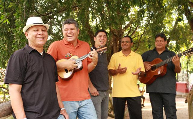 Grupo Fino do Samba volta ao palco do Caboclo Culinária Amazônica