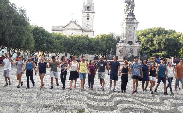 Corpo de Dança do Amazonas apresenta a segunda etapa do Projeto