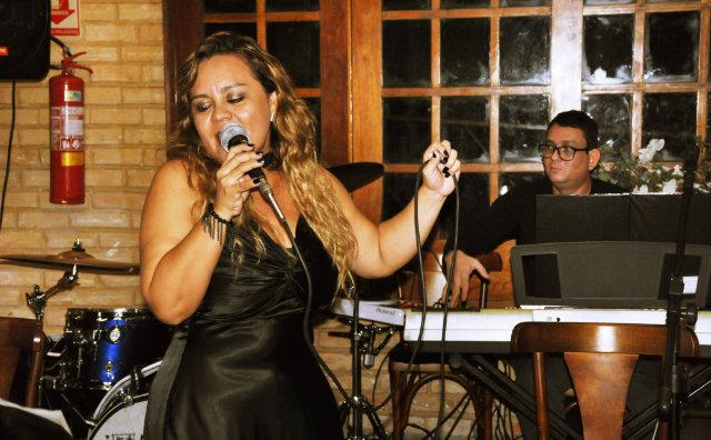 Show Dose Dupla com Luso Neto e Nete Lima, no restaurante Fish Maria