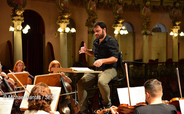 Amazonas Filarmônica apresentará obras de compositores russos no Teatro Amazonas