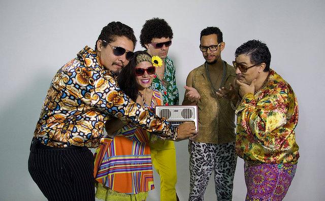 The Stone Ramos, Eduardo Dornelas e Banda Trio Pé de Serra no Millennium