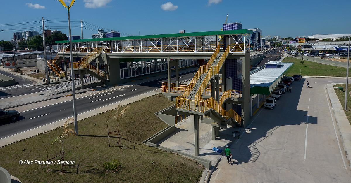 Manaus ganhará moderna estação de transferência