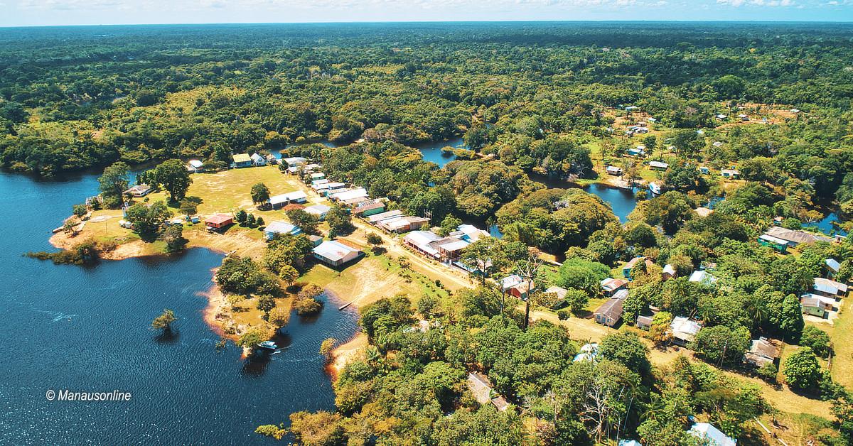 Avanço da Covid-19 no Amazonas impacta turismo de base comunitária.