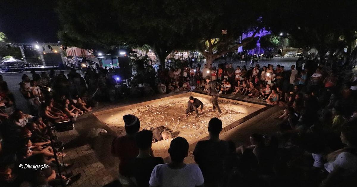 Casarão de Idéias abre inscrições para o XI Festival Mova-se de Dança