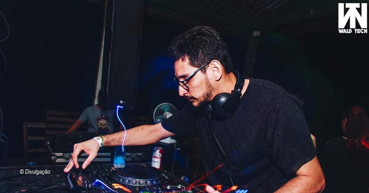 DJs amazonenses realizam live neste domingo