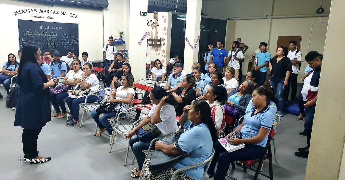 Sesc AM oferece 90 bolsas integrais para a Educação de Jovens e Adultos (EJA)