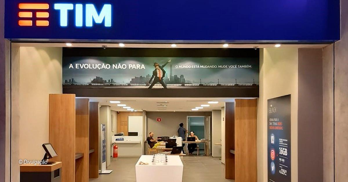 TIM inaugura nova revenda no Amazonas