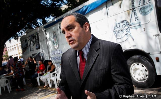 TJAM leva ações do Justiça Itinerante ao bairro Santa Etelvina, dia 23