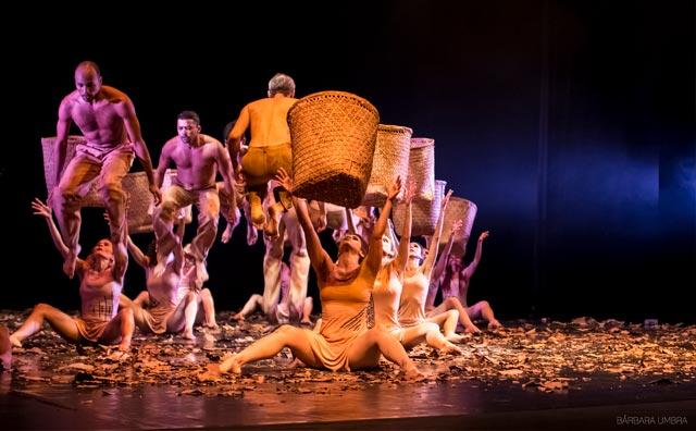 Corpo de Dança realiza temporada em Pernambuco
