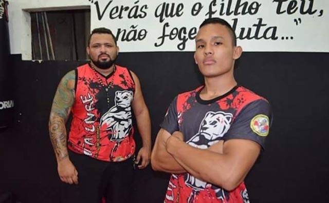 Irmãos Sousa rumo ao Samurai Combat, neste sábado (16)