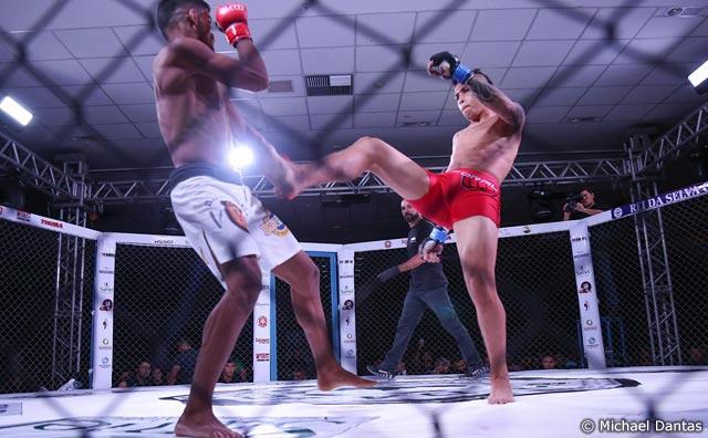 Luiz Guerreiro quer dar a volta por cima no Big Way Fight Night 2