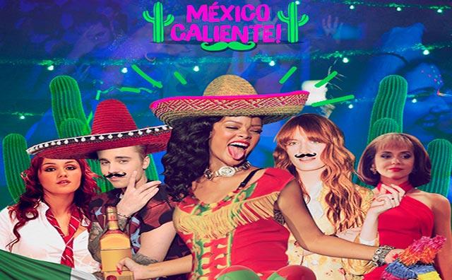 """""""México Caliente"""" é tema da Rocknbeats nesse sábado no Ton Biz"""