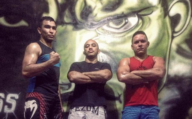 Pesagem do Big Way Fight Night 2 é nesta sexta-feira (22)