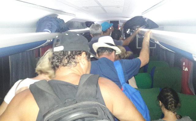 "Lancha ""Projeto de Deus"" sofre pane mecânica no Rio Amazonas"