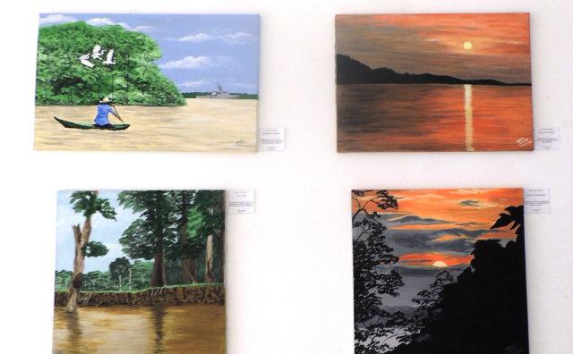 Exposição Geografia e Outros Olhares Amazônicos