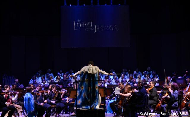 Música de cinema e animes toma conta do Teatro Amazonas