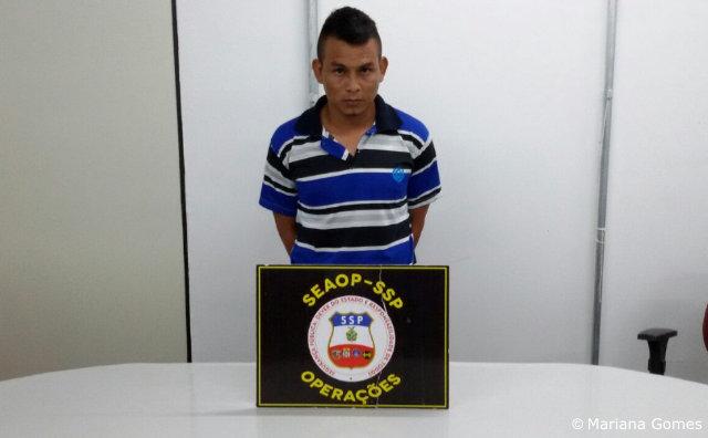 Policiais da SSP recapturam foragido do Compaj em comunidade indígena