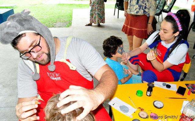 Parque Cidade da Criança oferece programação especial para as férias