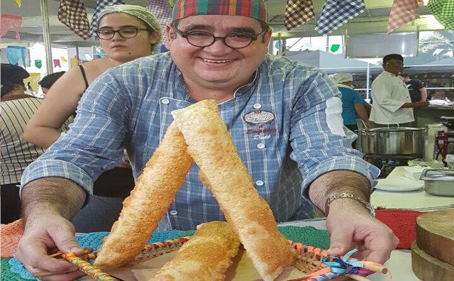 Chefs anunciam cardápio do arraial no Shopping Ponta Negra